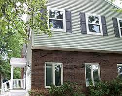 Leesburg windows and Siding