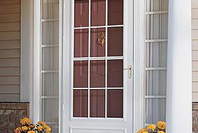 Storm Doors Replacement Leesburg Purcellville Ashburn