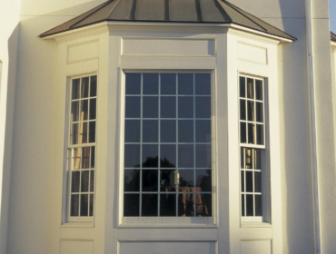 Let the Natural Beauty in with Bay Windows